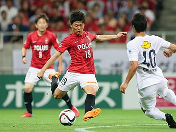 明治安田生命J1リーグ 1stステージ第13節 vs鹿島アントラーズ 試合結果