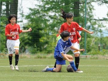 レディースジュニアユース、第20回関東女子ユース(U-15)サッカー大会 決勝トーナメント2回戦 試合結果