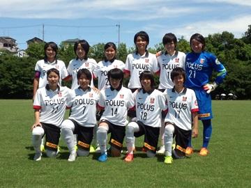 第21回関東女子サッカーリーグ1部 後期リーグ第9節 試合結果