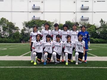 第21回関東女子サッカーリーグ1部 後期リーグ第8節 試合結果