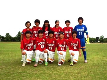 レディースジュニアユース、第20回関東女子ユース(U-15)サッカー大会順位決定戦 試合結果