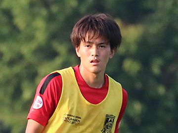 高木俊幸「落ち着いてチャンスでしっかりゴールを決め切る」