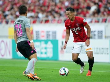 2ndステージ 第13節 vs鳥栖 興梠の3試合連続ゴールも、試合は1-1のドロー