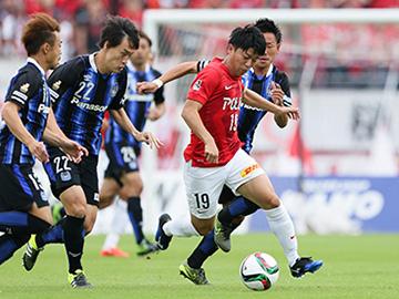明治安田生命J1リーグ 2ndステージ第14節 vsガンバ大阪 試合結果