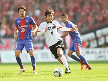 明治安田生命J1リーグ 2ndステージ第15節 vsFC東京 試合結果