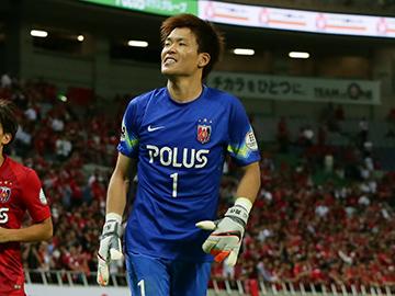 西川周作が9月度の「明治安田生命Jリーグ コカ・コーラ 月間MVP」受賞