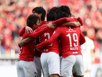 2ndステージ 第17節 vsヴィッセル神戸 リーグ最終節で5ゴールを決め勝利し、チャンピオンシップ準決勝へ