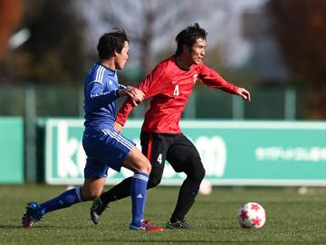 トレーニングマッチ vs日本体育大学