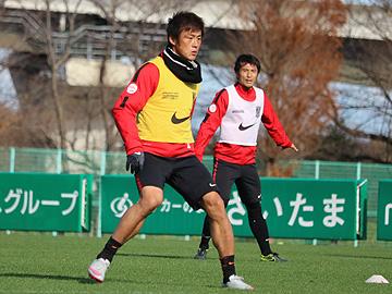 李 忠成「決めきるところでしっかりゴールを決めて、準決勝に進む」