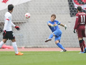 天皇杯 準々決勝 vsヴィッセル神戸 前半の3得点で完封勝利、準決勝へ進出