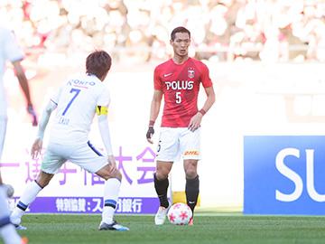 天皇杯決勝 vsガンバ大阪 試合結果