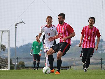 トレーニングマッチ vs沖縄国際大学