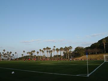 鹿児島県指宿市にて第二次トレーニングキャンプ実施