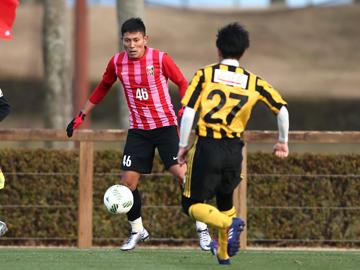 トレーニングマッチ vs東海大学熊本