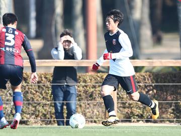 トレーニングマッチ vs大田シチズン