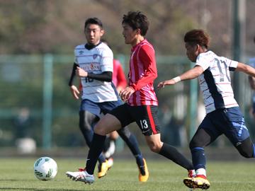 トレーニングマッチ vsFC東京