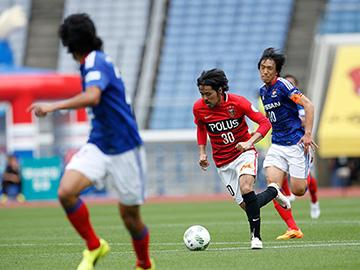 明治安田生命J1リーグ 1stステージ第6節 vs横浜F・マリノス 試合結果