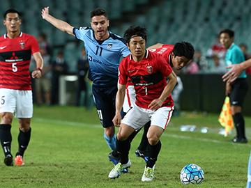 ACL vsシドニーFC 試合結果