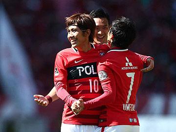 明治安田生命J1リーグ 1stステージ第9節 vs名古屋グランパス 試合結果