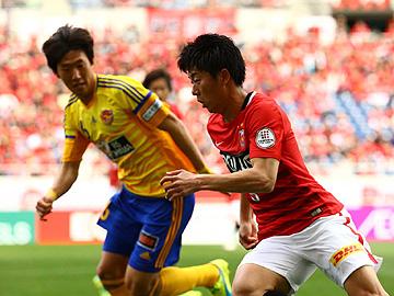明治安田生命J1リーグ 1stステージ 第7節 vsベガルタ仙台 試合結果