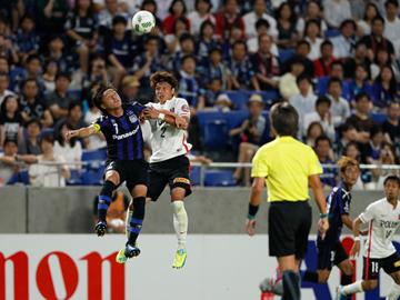 1stステージ 第10節 vsG大阪 試合終盤に押し込むも、1点が遠く連敗を喫す