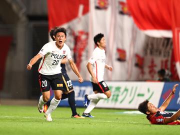 2ndステージ 第5節 vs鹿島 李 忠成の2ゴールで逆転勝利、鹿島との上位対決を制す