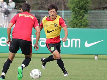 高木俊幸「相手を恐れることなく闘い、ゴールに絡むプレーで勝利に貢献する」