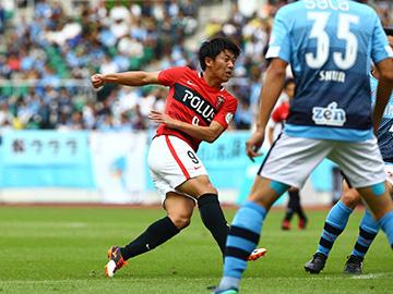 明治安田生命J1リーグ2ndステージ第16節 vsジュビロ磐田 試合結果