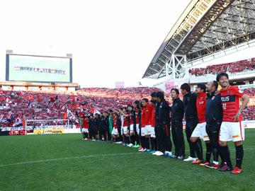 2ndステージ 第17節 vs横浜F・マリノス 試合は引き分けるも、年間勝ち点1位を決める