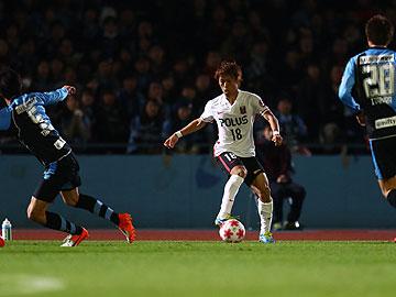第96回天皇杯全日本サッカー選手権大会 ラウンド16(4回戦) vs川崎フロンターレ 試合結果