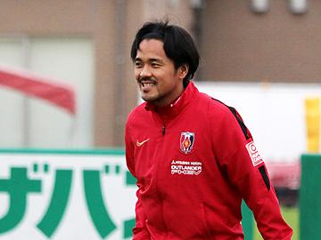 興梠慎三「自分たちのサッカーを貫き、年間勝ち点1位を決める」