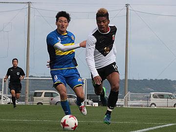 トレーニングマッチ vs沖縄SV