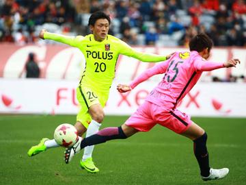 FUJI XEROX SUPER CUP 2017 vs鹿島アントラーズ 試合結果