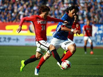第1節 vs横浜FM 「ラファエル シルバの2ゴールも、リーグ開幕戦で黒星を喫す」