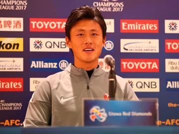 FCソウル 試合前日公式会見にミシャ監督と李が出席
