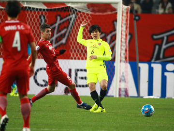 ACL グループステージ MD3 vs上海上港 試合結果
