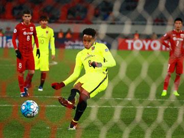 ACLグループステージMD3 vs上海上港「アウェイゴール2点を奪うも惜敗に終わる」