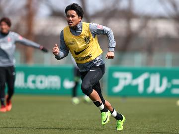 興梠慎三「やるべきことをしっかりこなしてゴールを狙い、チームの勝利に貢献する」