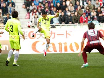 第5節 vs神戸「柏木が全得点に絡む活躍、アウェイで勝ち点3を奪取」