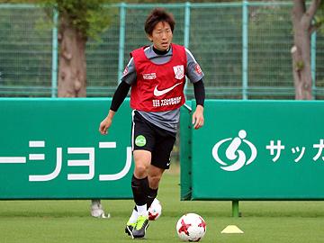 宇賀神友弥「相手を上回る闘志を持って戦い、ホームで勝ち点3をつかみ取る」