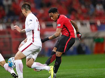 ACL グループステージ MD4 vs上海上港 試合結果