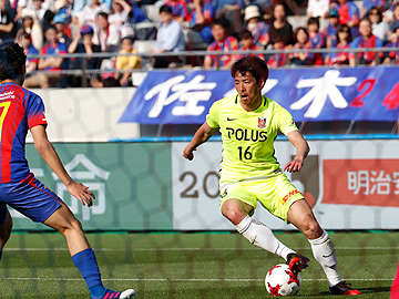 第7節 vsFC東京「興梠の決勝点が決まり、公式戦3試合連続完封勝利」