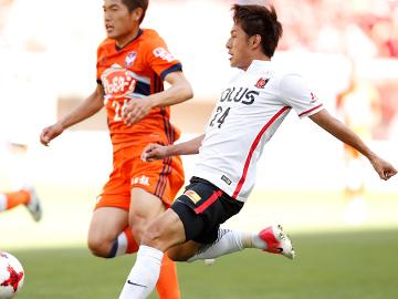 明治安田生命J1リーグ 第11節 vsアルビレックス新潟 試合結果