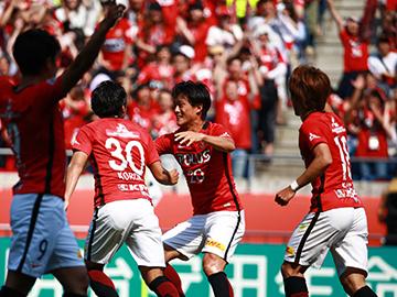 明治安田生命J1リーグ 第12節 vs清水エスパルス 試合結果
