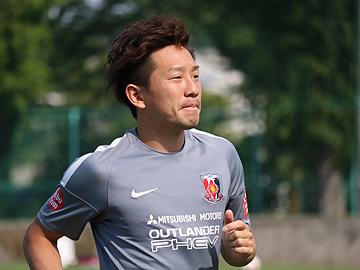 宇賀神友弥「ファン・サポーターのみなさんがモチベーションになる、勝って一緒に喜びたい」