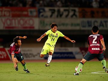 第21節 vs甲府「15試合ぶりの無失点勝利で、関根を送り出す」