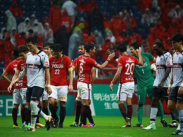第23節 vsFC東京「荒天の中、鮮やかな2ゴールで勝利を収める」