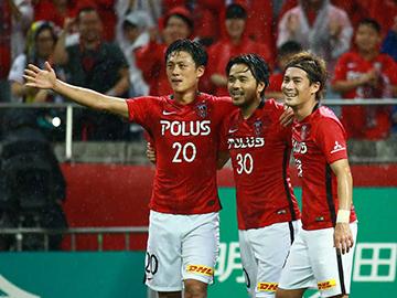 明治安田生命J1リーグ 第23節 vsFC東京 試合結果