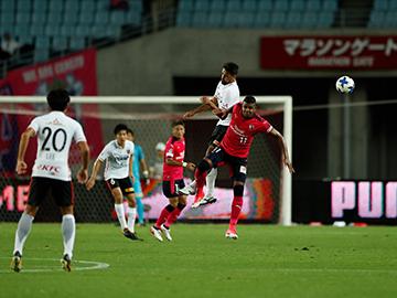 JリーグYBCルヴァンカップ 準々決勝第1戦 vsセレッソ大阪 試合結果