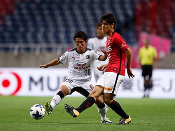 ルヴァンカップ準々決勝第2戦 vsC大阪「2点ビハインドを追いつくも、準決勝進出はならず」
